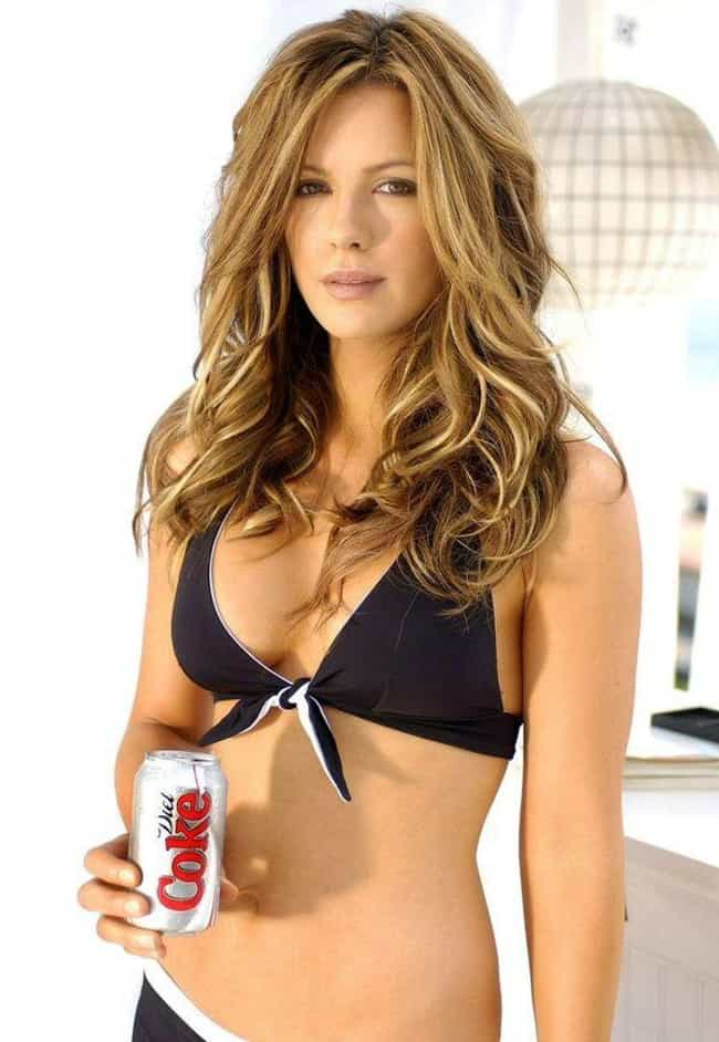 Kate Beckinsale is listed (or ranked) 2 on the list Beautiful Celebrity Women with Curly Hair