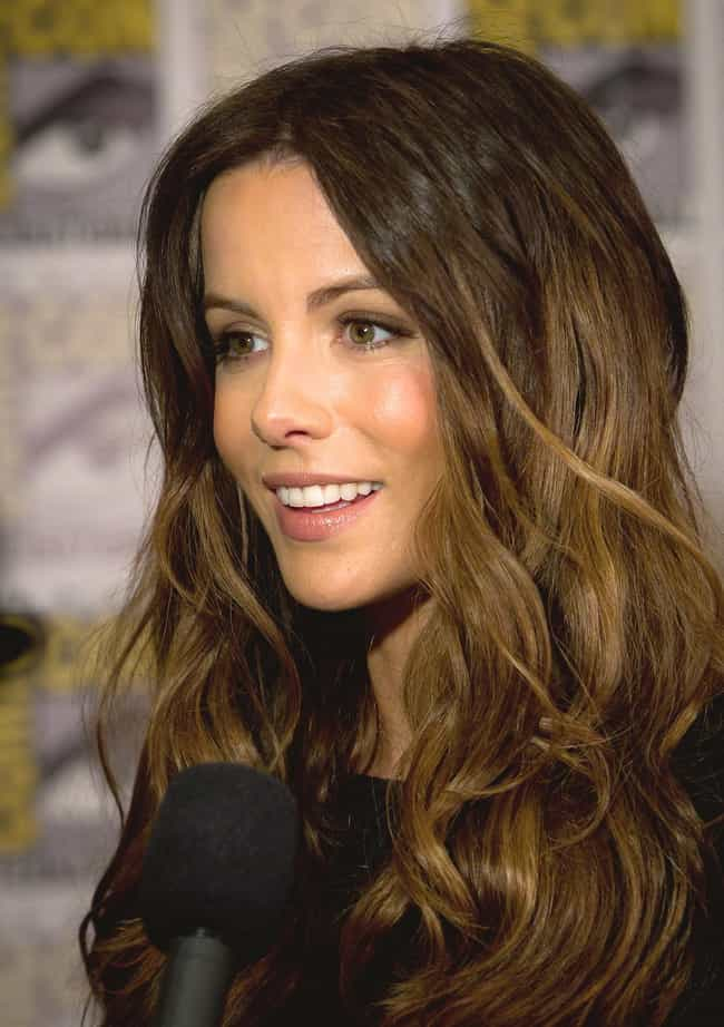 Kate Beckinsale is listed (or ranked) 4 on the list Celebrities Who Dropped Out of College