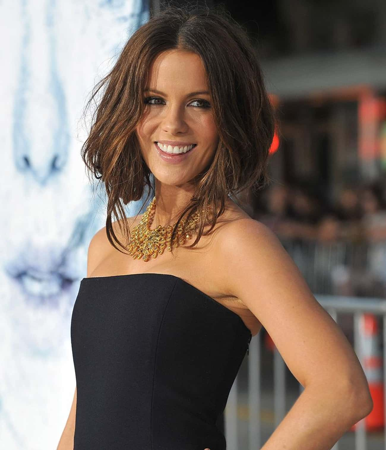 Kate Beckinsale is listed (or ranked) 1 on the list 30 Celebrities Who Have Struggled With Anorexia