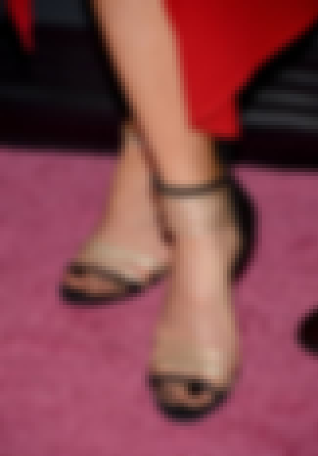 Kate Beckinsale is listed (or ranked) 3 on the list The Celebrities with the Sexiest Feet