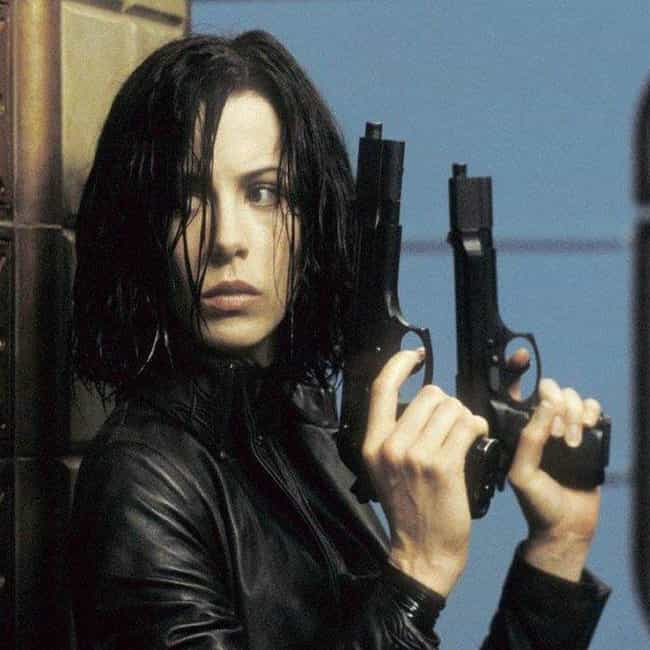 Kate Beckinsale is listed (or ranked) 3 on the list The Sexiest Women in Action Movies
