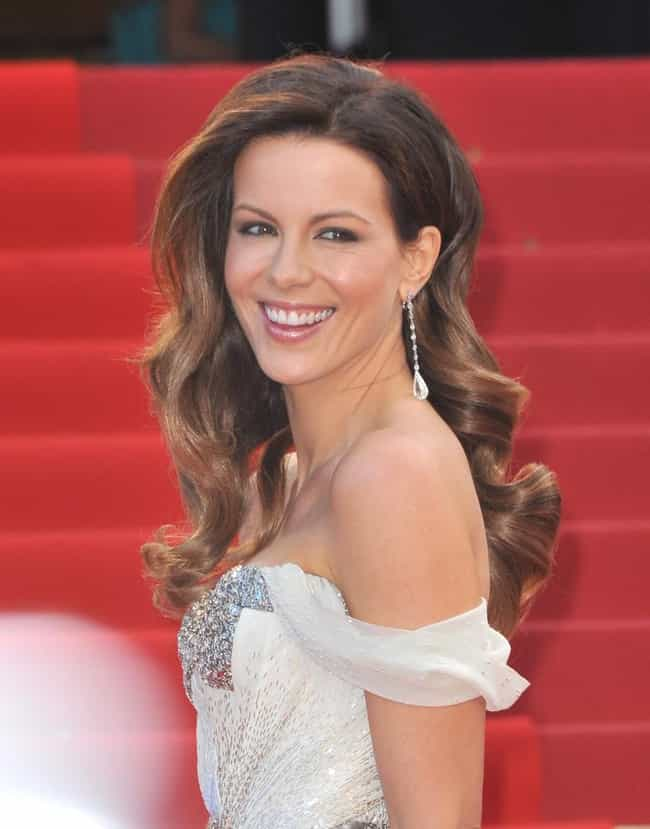 Kate Beckinsale is listed (or ranked) 3 on the list Pete Davidson Loves and Hookups