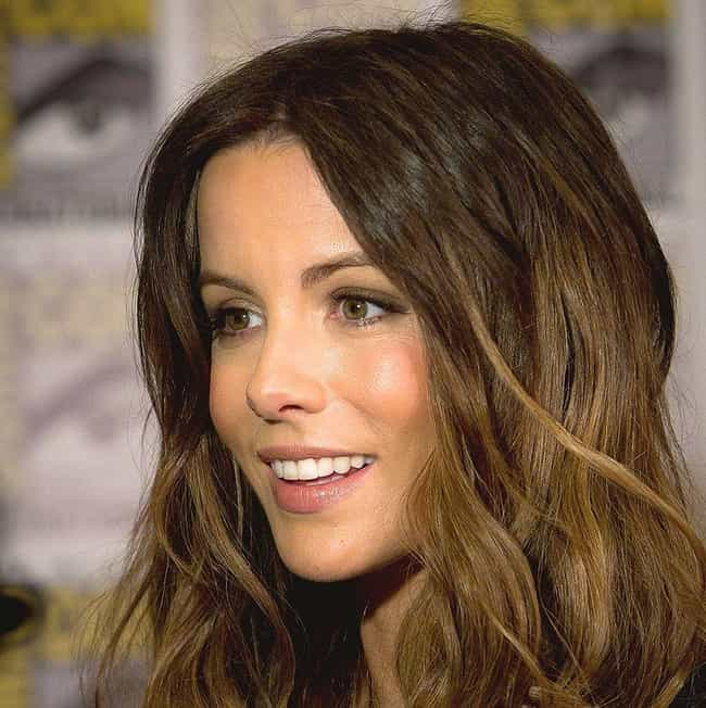 Kate Beckinsale is listed (or ranked) 4 on the list Gwyneth Paltrow And Angelina Jolie Join The Ranks Of Harvey Weinstein Accusers With New Evidence