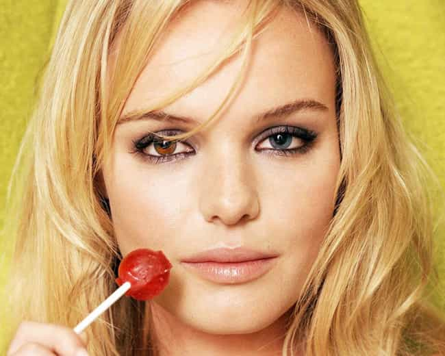 Kate Bosworth is listed (or ranked) 1 on the list Celebrities With Heterochromia Iridis