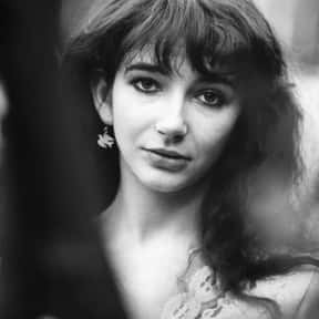 Kate Bush is listed (or ranked) 15 on the list English Pop Rock Bands List