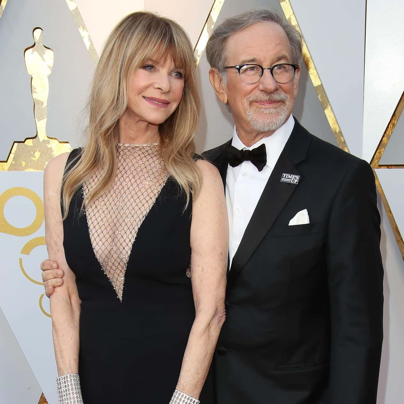 Kate Capshaw is listed (or ranked) 1 on the list Steven Spielberg Loves and Hookups