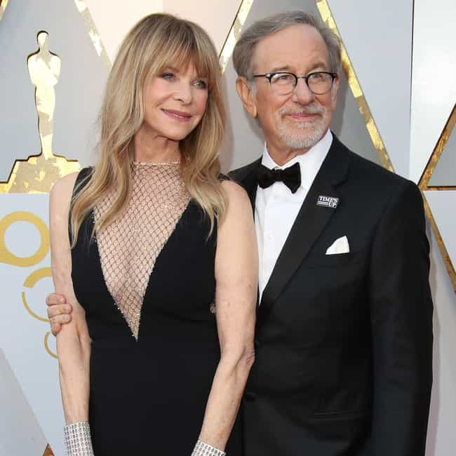 Steven spielberg dating history