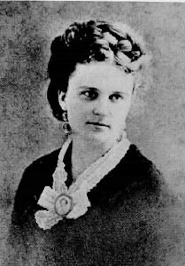 Kate Chopin is listed (or ranked) 3 on the list What The People Behind The Books You Read In High School Actually Look Like