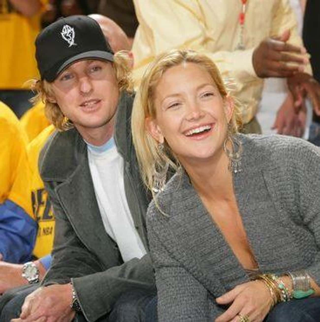Kate Hudson is listed (or ranked) 4 on the list Celebrity Warriors Fans