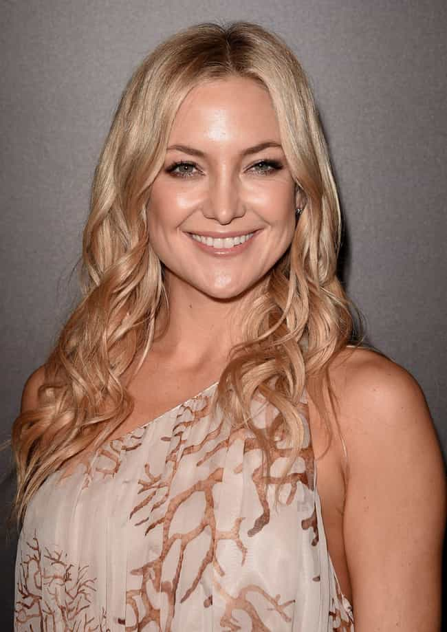 Kate Hudson is listed (or ranked) 2 on the list Celebrities Who Wear Nike, Inc.