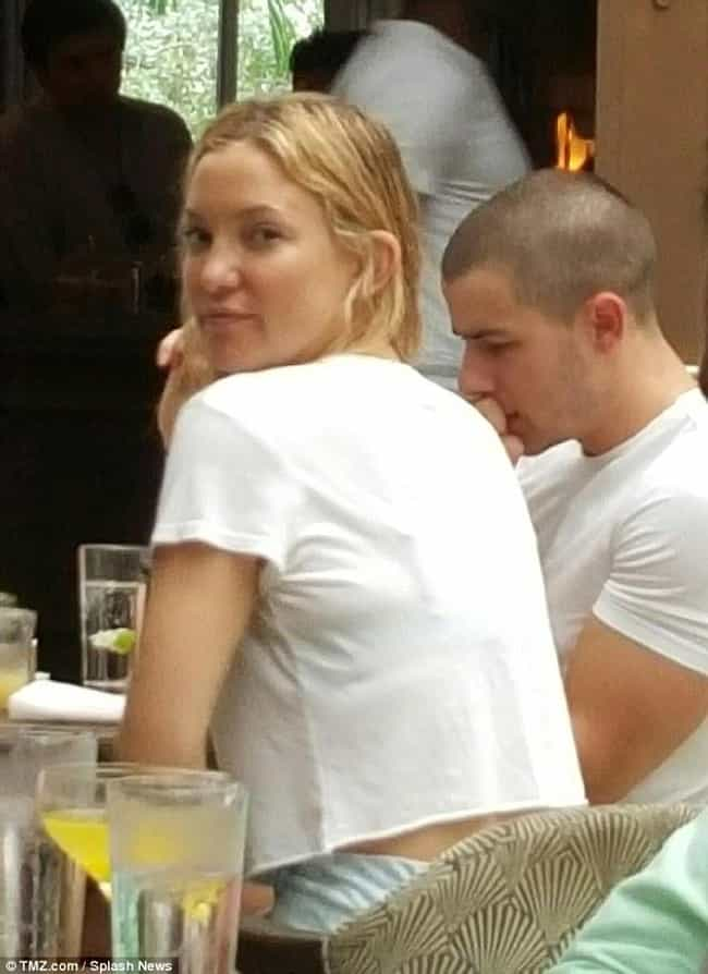Kate Hudson is listed (or ranked) 1 on the list Older Ladies Who Dated Much Younger Men
