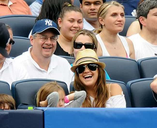 Kate Hudson is listed (or ranked) 8 on the list Celebrity Yankee Fans