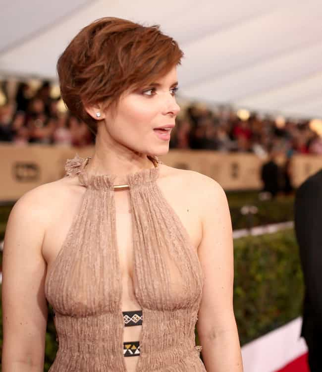 Kate Mara is listed (or ranked) 3 on the list The Most Attractive Redheads Ever