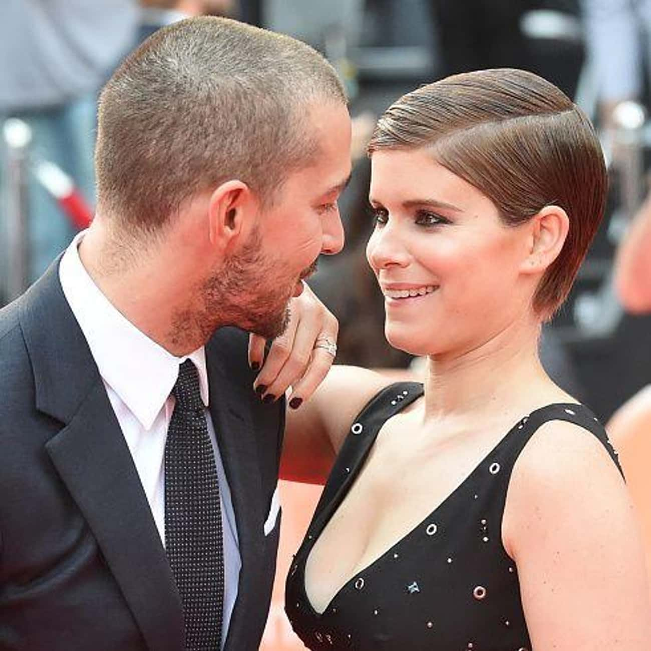 Kate Mara is listed (or ranked) 3 on the list Shia Labeouf's Loves & Hookups
