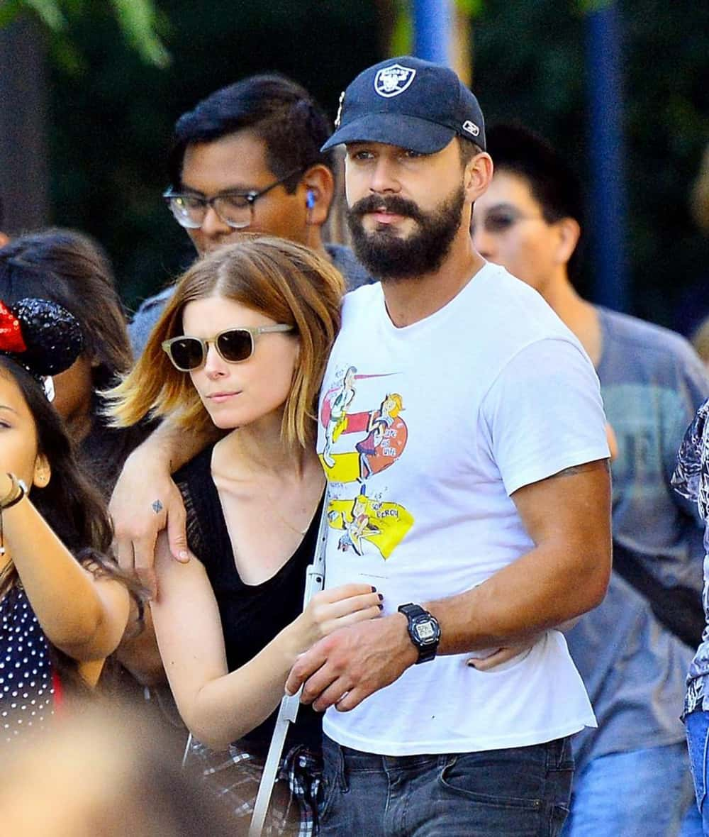 Kate Mara is listed (or ranked) 1 on the list Shia Labeouf's Loves & Hookups
