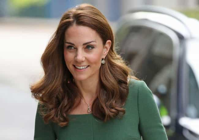 Catherine, Duchess of Cambridg... is listed (or ranked) 5 on the list What Every Living British Royal Does Today