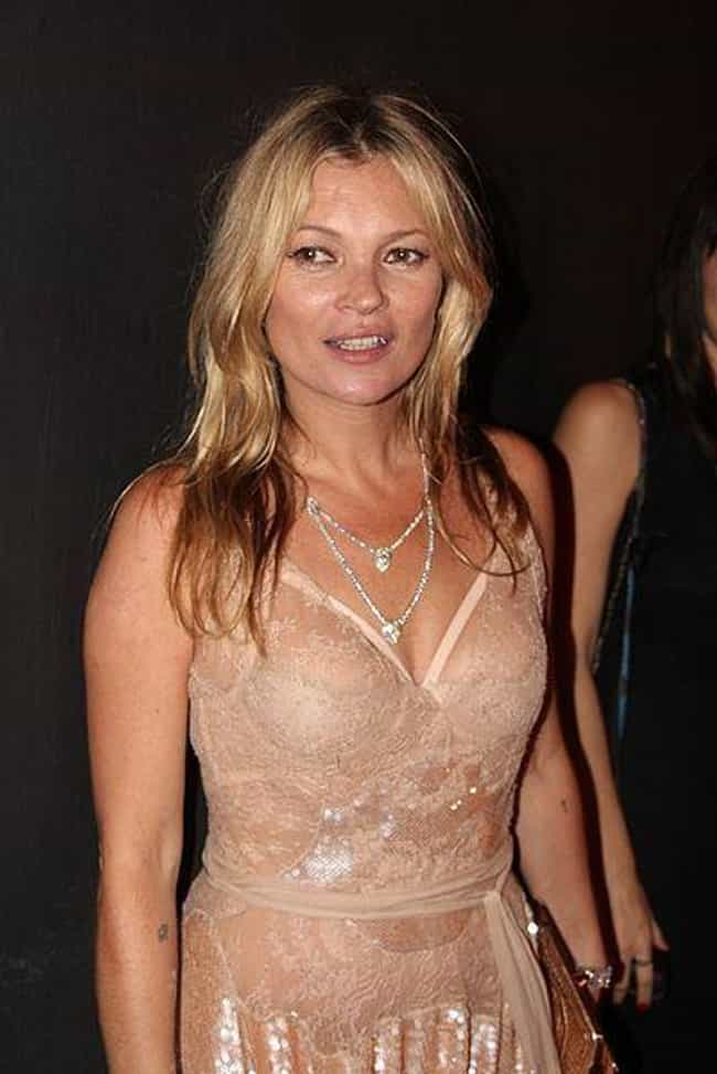 Kate Moss is listed (or ranked) 4 on the list Daniel Craig's Loves & Hookups
