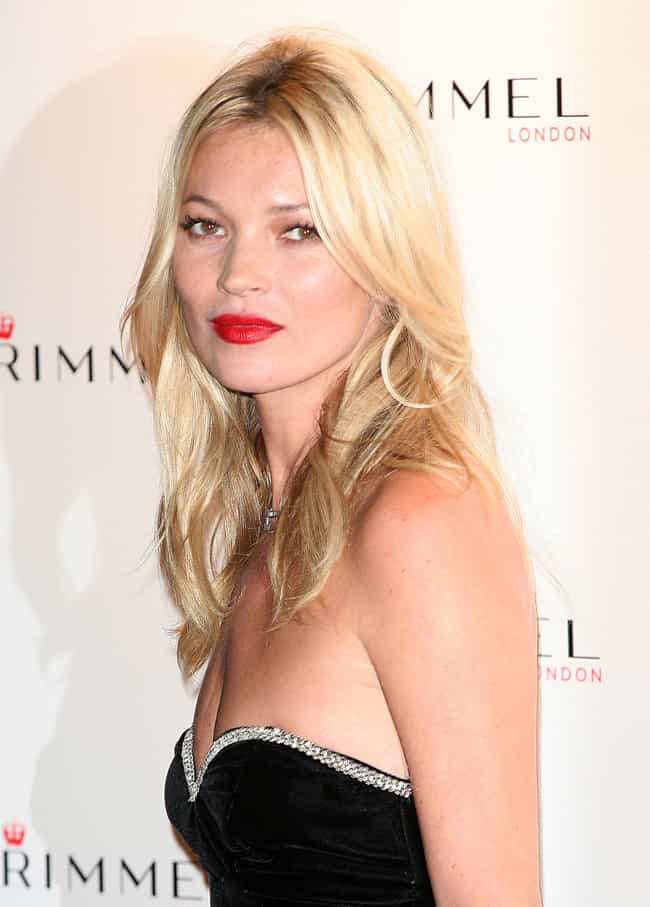 Kate Moss is listed (or ranked) 5 on the list Celebs Caught Behaving Badly on Planes
