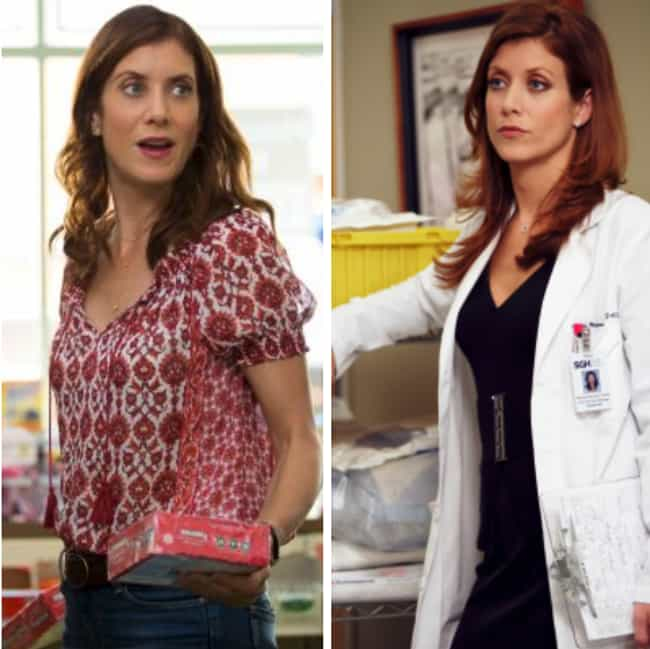 Kate Walsh is listed (or ranked) 4 on the list Where You've Seen The Cast Of '13 Reasons Why' Before (Without Ever Realizing It)