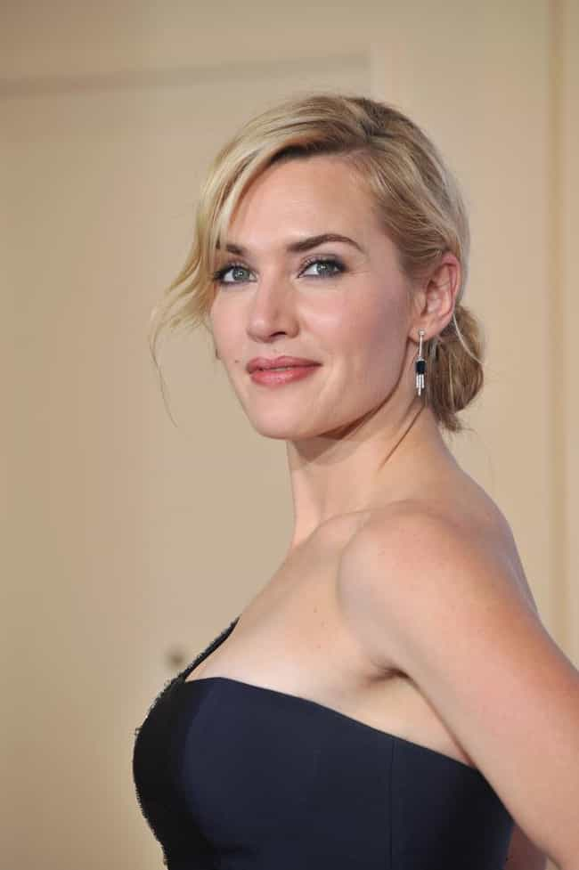 Kate Winslet is listed (or ranked) 6 on the list 34 Famous ENFJs