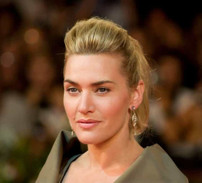 Kate Winslet is listed (or ranked) 1 on the list Famous Members of the Anglican Church