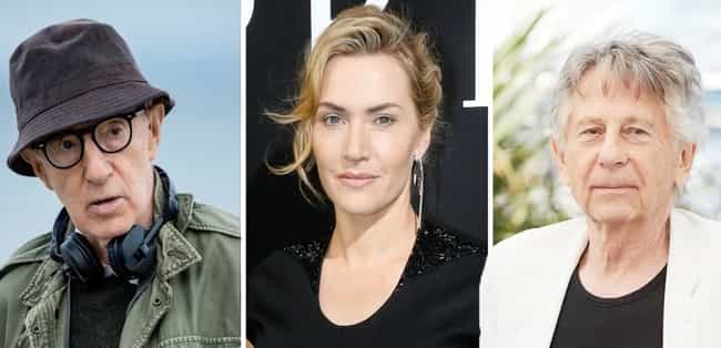 Kate Winslet is listed (or ranked) 2 on the list Famous Women Who Supported Men Accused Of Sexual Assault