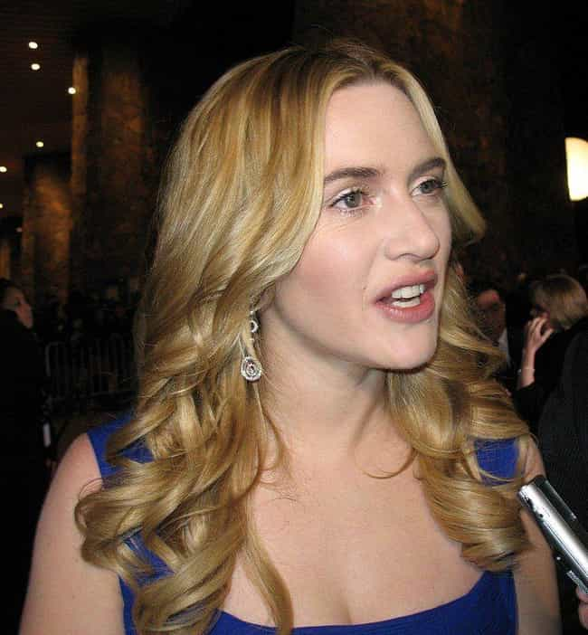 Kate Winslet is listed (or ranked) 4 on the list Famous Libra Celebrities