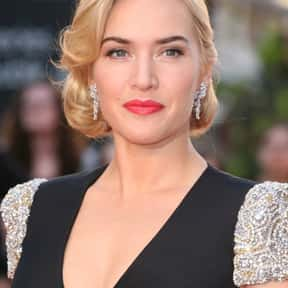 Kate Winslet is listed (or ranked) 21 on the list The Greatest Actors & Actresses in Entertainment History