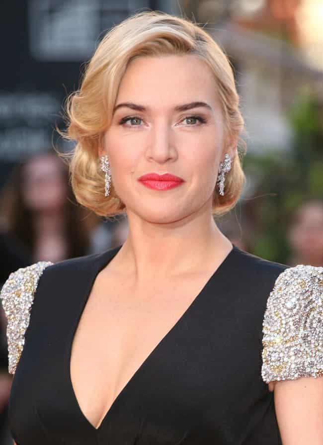 Kate Winslet is listed (or ranked) 2 on the list 15 Celebrities Who Say They Were Overweight As Kids