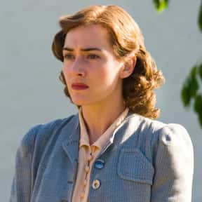 Kate Winslet is listed (or ranked) 3 on the list 26 Actors Who Stay in Character Off Camera