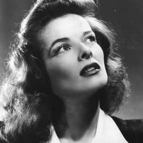 Katharine Hepburn is listed (or ranked) 3 on the list The Best Female Celebrity Role Models