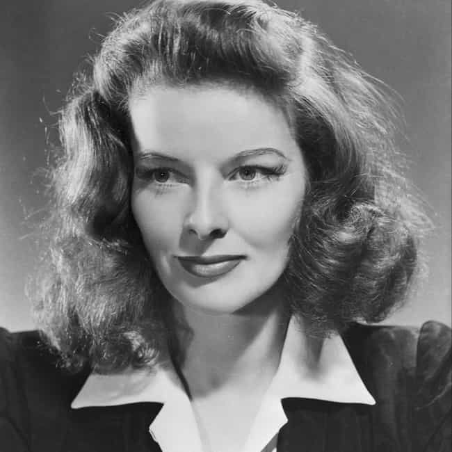 Katharine Hepburn is listed (or ranked) 4 on the list 35 Famous Movie Stars of the 1930s