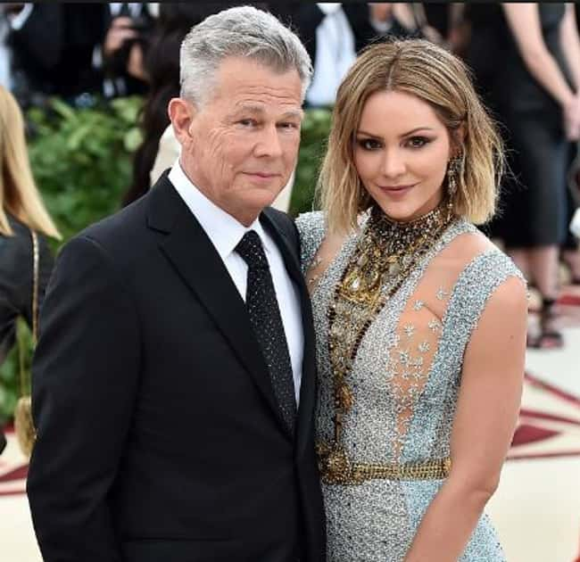 Katharine McPhee is listed (or ranked) 7 on the list 48 Famous Couples with Huge Age Differences