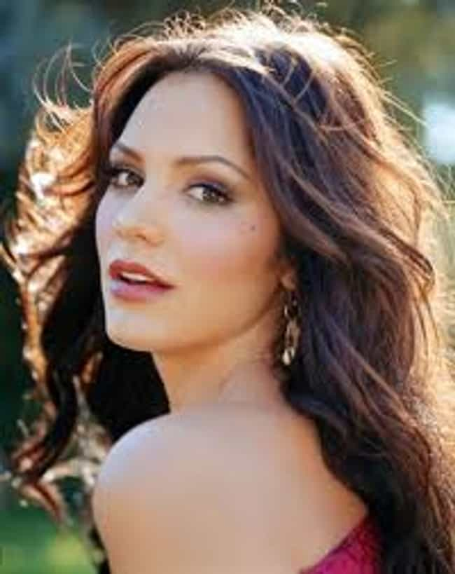 Katharine McPhee is listed (or ranked) 2 on the list The Most Beautiful Overlooked Celebrity Women