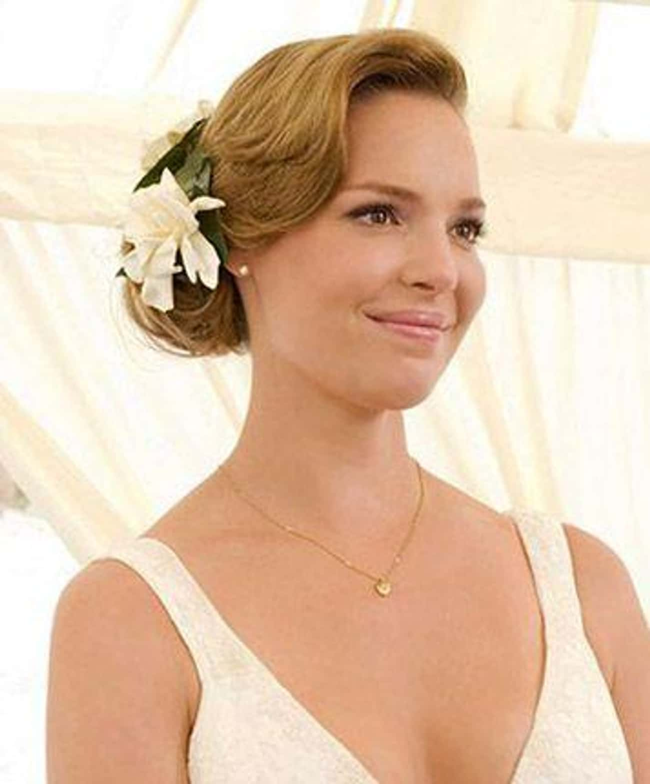 Katherine Heigl is listed (or ranked) 2 on the list The Most Gorgeous Older Sisters in Movie History