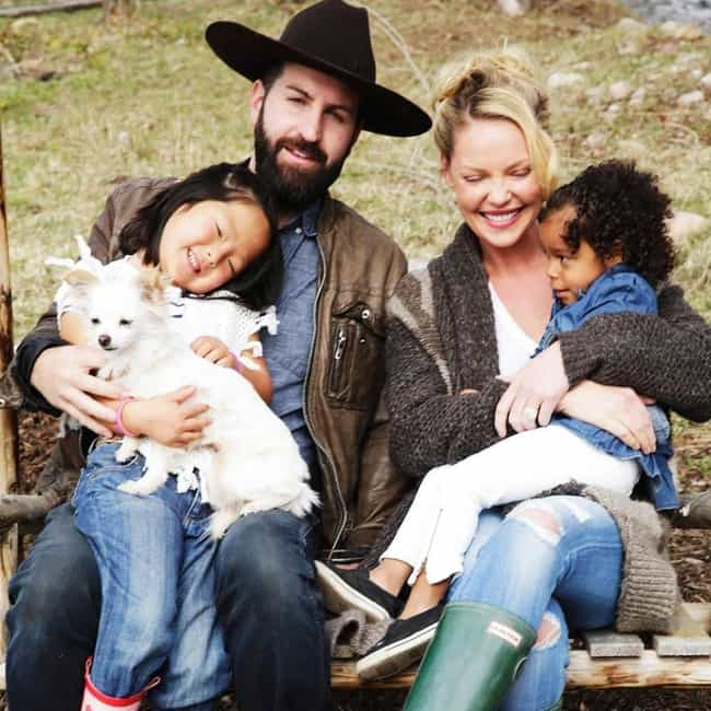 Katherine Heigl is listed (or ranked) 3 on the list 17 Celebrities Who Adopted Children From Overseas