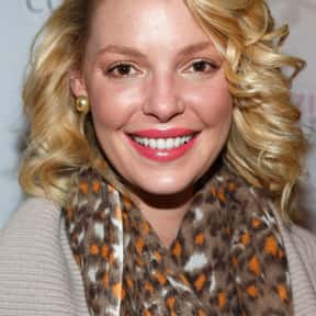 Katherine Heigl is listed (or ranked) 16 on the list Famous Sagittarius Female Celebrities