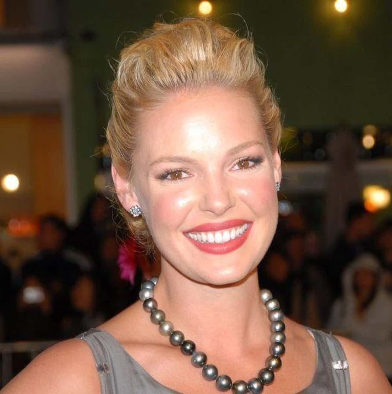 Katherine Heigl is listed (or ranked) 3 on the list 17 Celebrities You Didn't Know Were Bad Tippers
