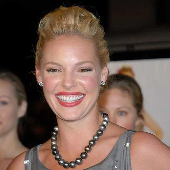 Katherine Heigl is listed (or ranked) 2 on the list Arguably the Worst Emmy Winners of All Time, Ranked