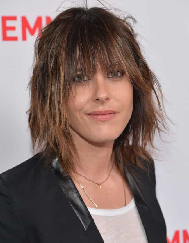 Katherine Moennig is listed (or ranked) 2 on the list Evan Rachel Wood's Loves & Hookups