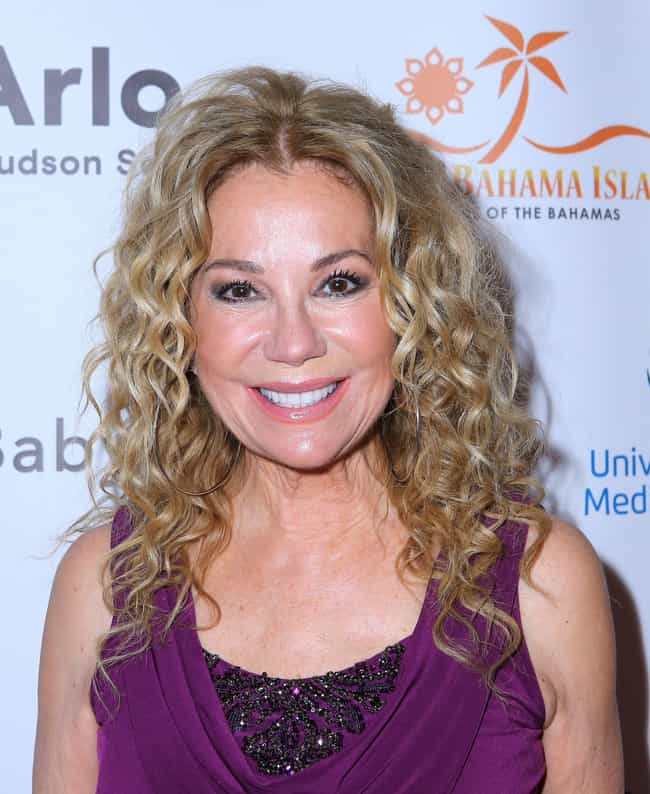 Kathie Lee Gifford is listed (or ranked) 1 on the list Famous Bowie High School Alumni