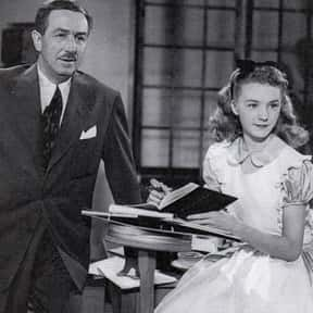 Kathryn Beaumont is listed (or ranked) 16 on the list Full Cast of The Secret Garden Actors/Actresses