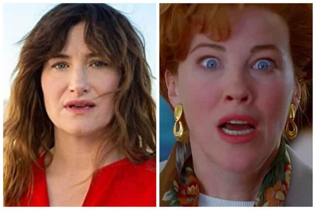 Kathryn Hahn is listed (or ranked) 4 on the list Who Should Star In A 'Home Alone' Remake Today?