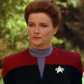 Kathryn Janeway is listed (or ranked) 3 on the list The Greatest Female TV Role Models