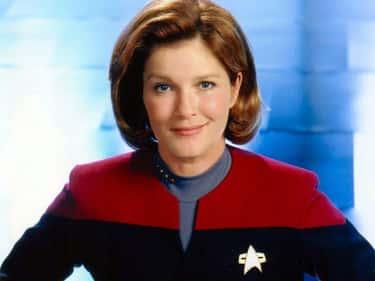 Taurus (April 20 - May 20): Captain Janeway