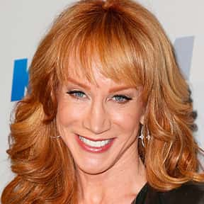 Kathy Griffin is listed (or ranked) 2 on the list Famous Groundlings Members and Alumni