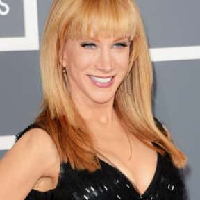 Kathy Griffin is listed (or ranked) 17 on the list Famous Comedians from the United States