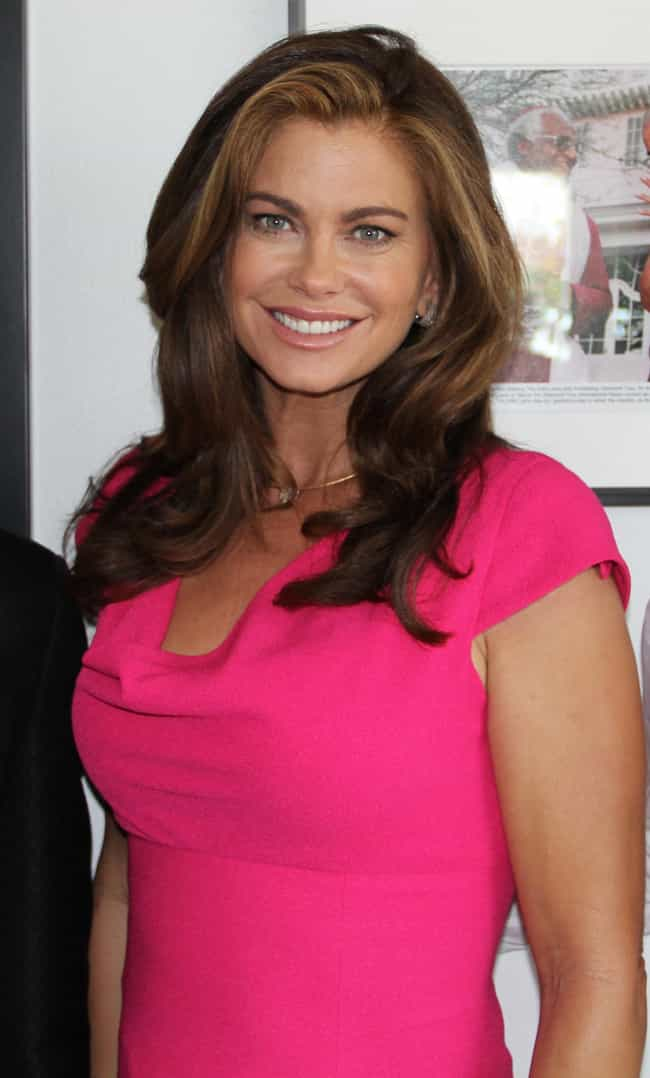 Kathy Ireland is listed (or ranked) 4 on the list The Most Stunning Celebrity Women Over 50
