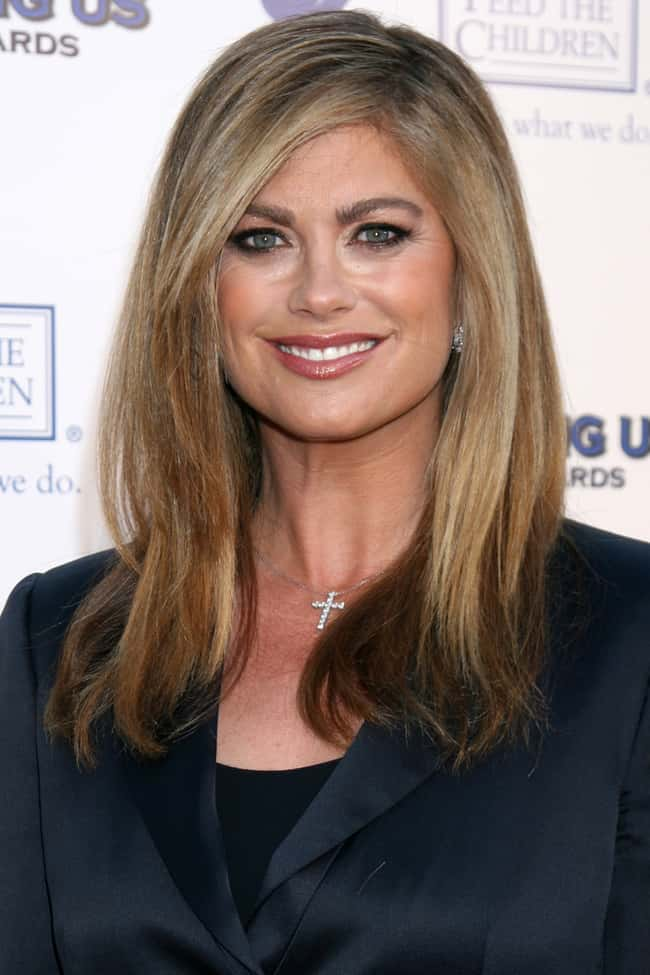 Kathy Ireland is listed (or ranked) 86 on the list The Most Captivating Celebrity Eyes (Women)