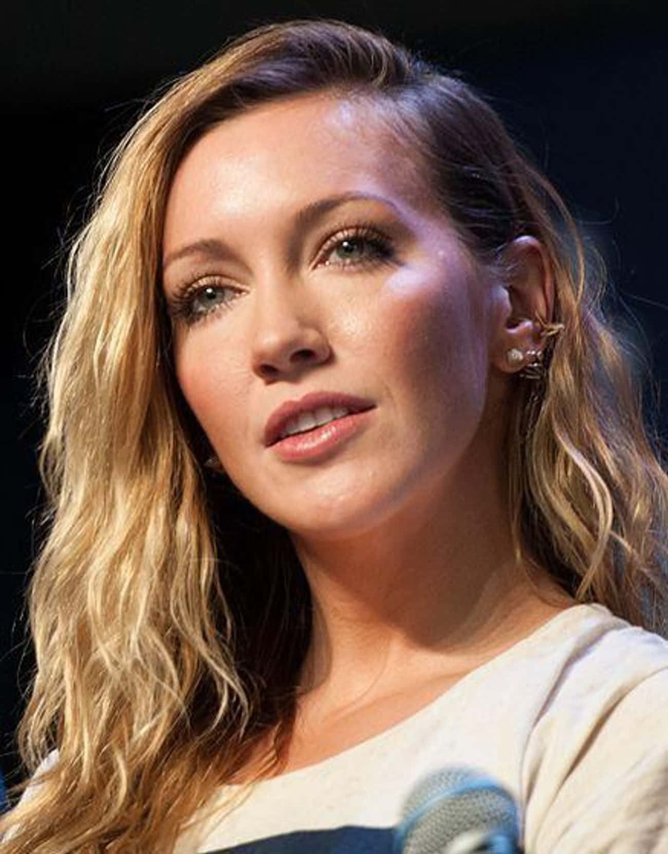 Katie Cassidy is listed (or ranked) 1 on the list Famous Calabasas High School Alumni